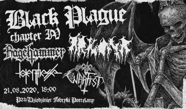 Going. | Black Plague IV: Arkona, Ragehammer, Warfist, Totenmesse - P23