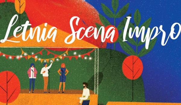 Going. | Letnia Scena Impro - Online | Miejskie Centrum Kultury w Bydgoszczy