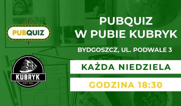 Going. | PubQuiz w Kubryku! - Pub Kubryk