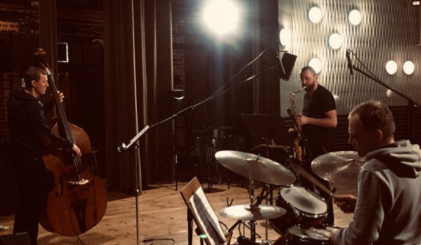 "Going. | #jazzevening: Jarek Bothur Trio ""Night Walks"" - Online | 12on14 Jazz Club"