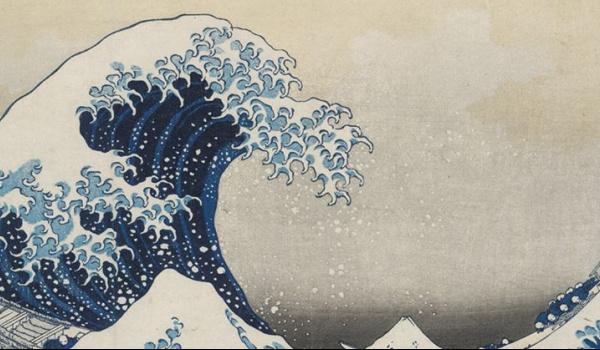 Going. | British Museum prezentuje: Hokusai | w Rialto - Kino Rialto