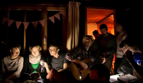 Going. | Śpiewanki - wieczory piosenki turystycznej (na razie) online - Online