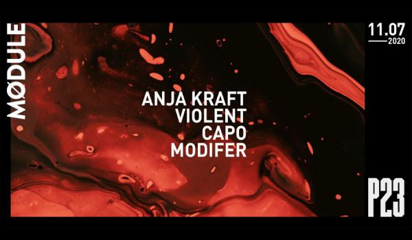 Going. | P23: Module x Anja Kraft x Violent - P23
