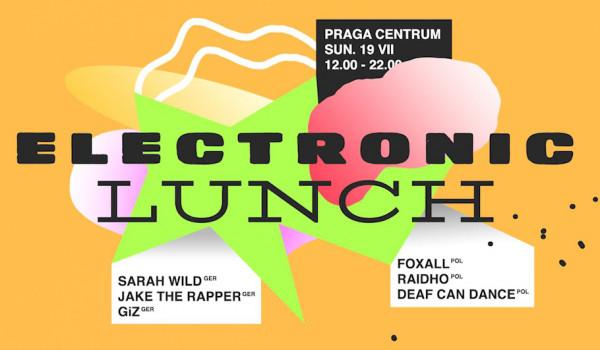 Going. | Electronic Lunch - Praga Centrum
