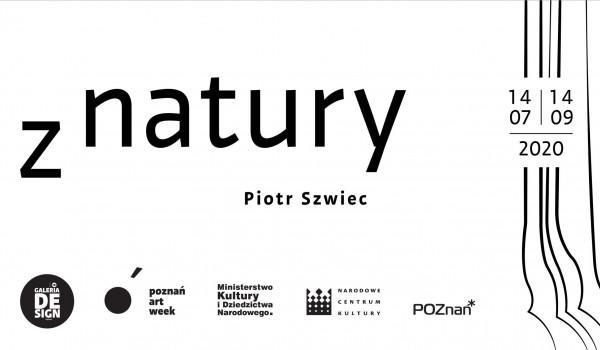 Going. | Piotr Szwiec | Z natury - Miejskie Galerie UAP