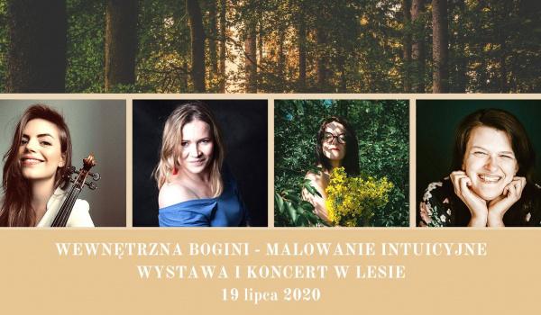 Going.   Wystawa i koncert w lesie - Okolice Fortu VII Toruń