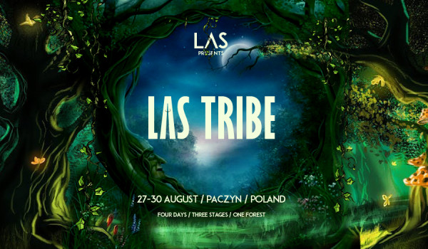 Going. | LAS Tribe Open Air 2020 - Środek Lasu