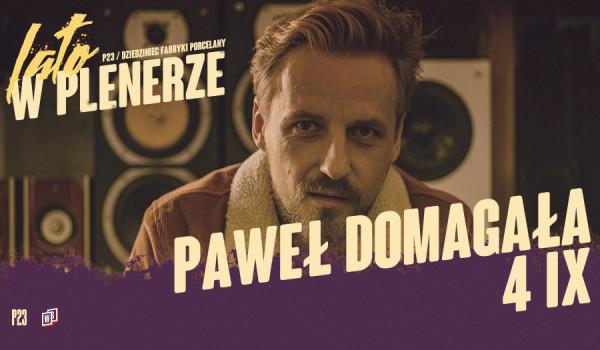 Going. | Paweł Domagała w Katowicach - P23, Dziedziniec Fabryki Porcelany