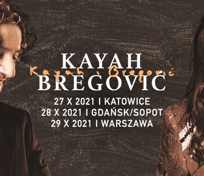 Kayah & Bregović | Warszawa [ZMIANA DATY]