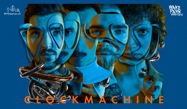 Clock Machine | Wake Park / Bydgoszcz Myślęcinek