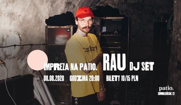 Going. | Rau Performance | Kraków - Patio.