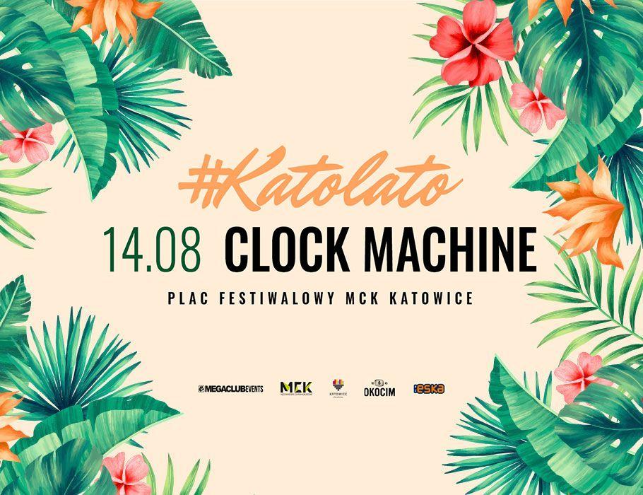 Katolato: Clock Machine [ODWOŁANE]