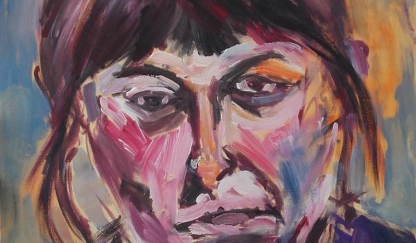 Going. | Inner Portrait - wystawa Joanny Dąbkiewicz-Luścińskiej - Pasta & Basta