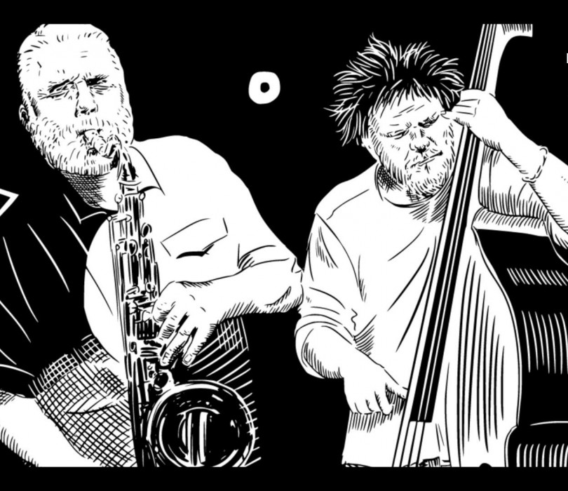 Peter Brötzmann & Sławek Janicki - online koncert