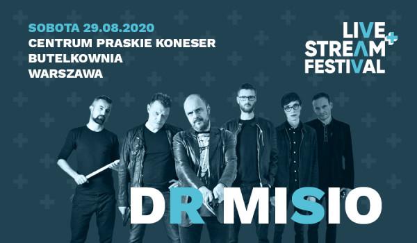 Going. | Dr Misio - Live+Stream Festival [ZMIANA DATY I MIEJSCA] - Butelkownia - Praskie Centrum Koneser