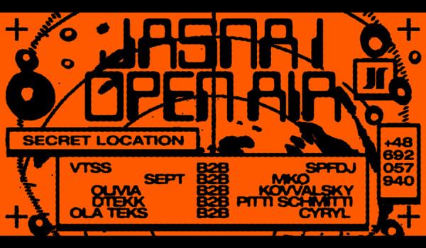 Going. | Jasna 1 Open Air - Secret Location