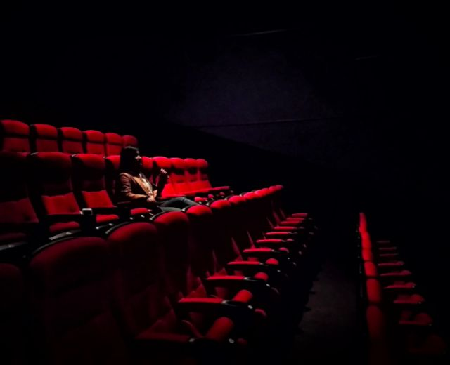 Going. | Filmowo w Lublinie