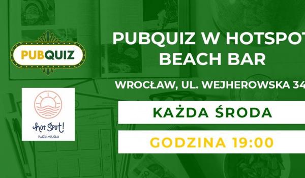 Going. | PubQuiz w HotSpot Beach Bar! - HotSpot