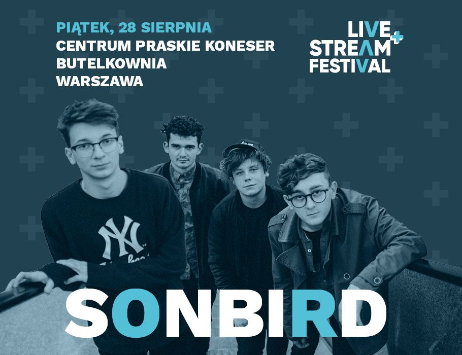 Sonbird - Live+Stream Festival
