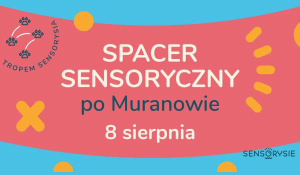 Going. | Spacer Sensoryczny po Muranowie - Tyły Synagogi Nożyków