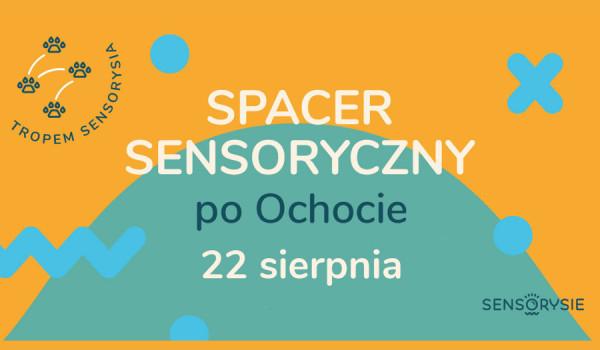 Going. | Spacer Sensoryczny po Ochocie - Staw w Parku im. Zasława Malickiego