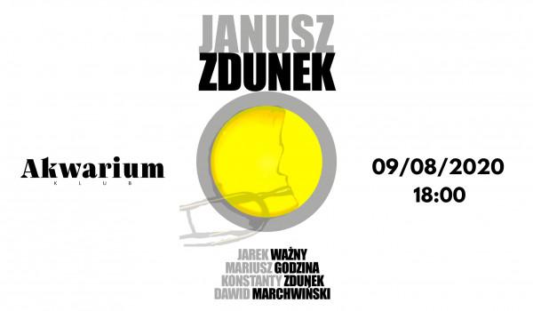 Janusz Zdunek Koncert
