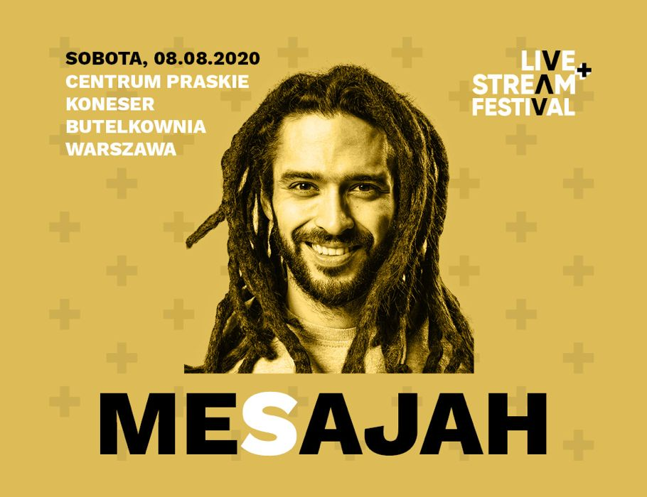 Mesajah - Live+Stream Festival [ODWOŁANE]