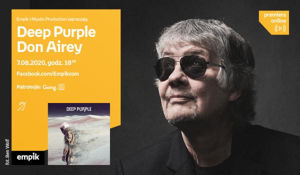 Going. | Deep Purple, Don Airey – Premiera online - Facebook.com/Empikcom