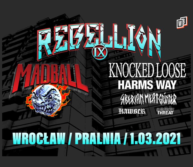 Rebellion Tour IX