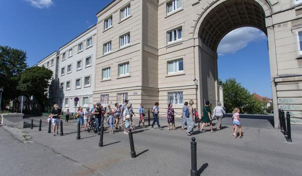 Tu Muranów: spacery miejskie
