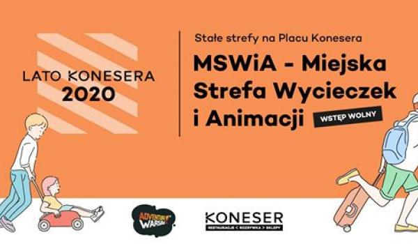 Going. | Strefa MSWiA - Miejska Strefa Wycieczek i Animacji w Koneserze - Centrum Praskie Koneser