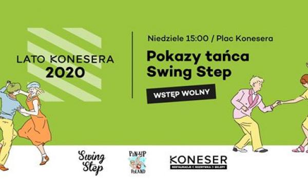 Going. | Pokazy tańca Swing Step w Koneserze - Centrum Praskie Koneser