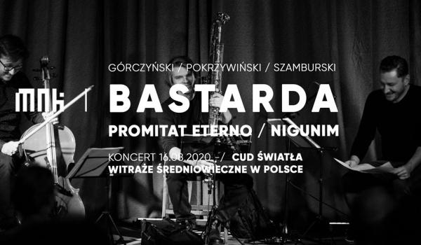 Going. | Cud światła: Bastarda Trio: Promitat eterno i Nigunim - Muzeum Narodowe w Krakowie