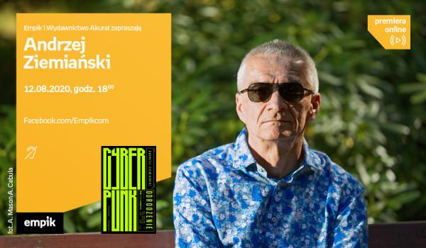 Going. | Andrzej Ziemiański – Premiera online - Facebook.com/Empikcom