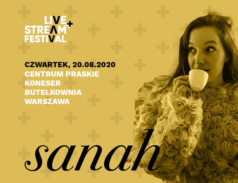 sanah - Live+Stream Festival