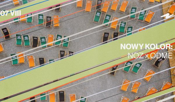 Going.   NOWY Kolor: NOZ X Odme - Ulica Elektryków