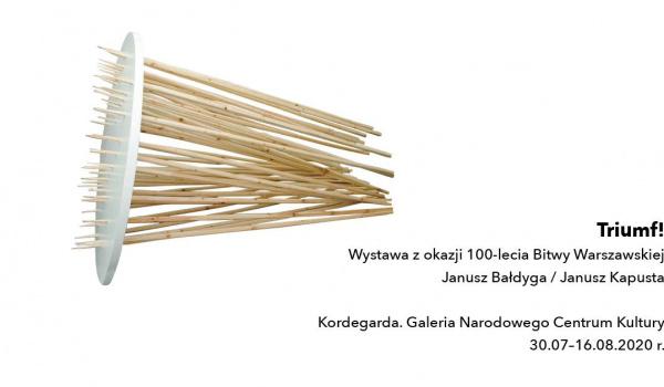 Going. | Triumf! | Wystawa w 100-lecie Bitwy Warszawskiej - Kordegarda
