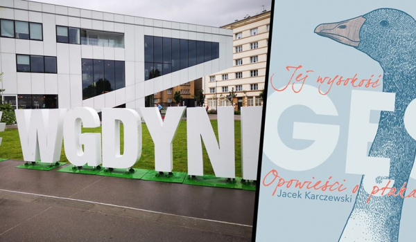 Going. | Zapraszamy ptaki do Gdyni - spotkanie z Jackiem Karczewskim - Gdyńskie Centrum Filmowe