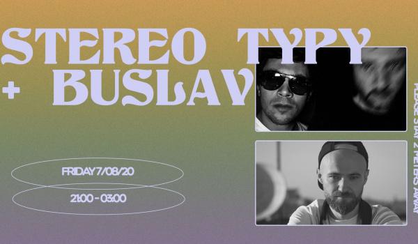Going. | Stereo Typy & Tomek Busławski aka. Buslav - WIR