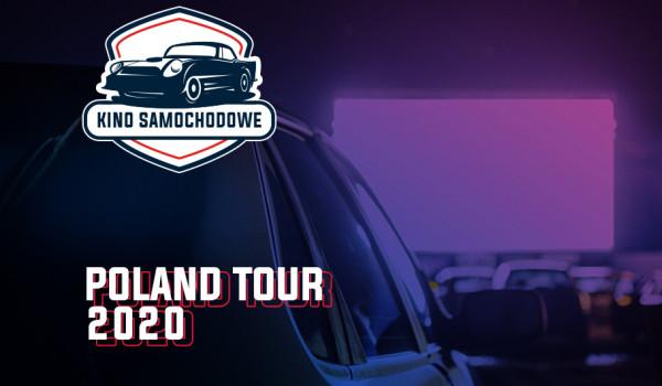 BOŻE CIAŁO - Kino Samochodowe – Poland Tour 2020 – Łódź