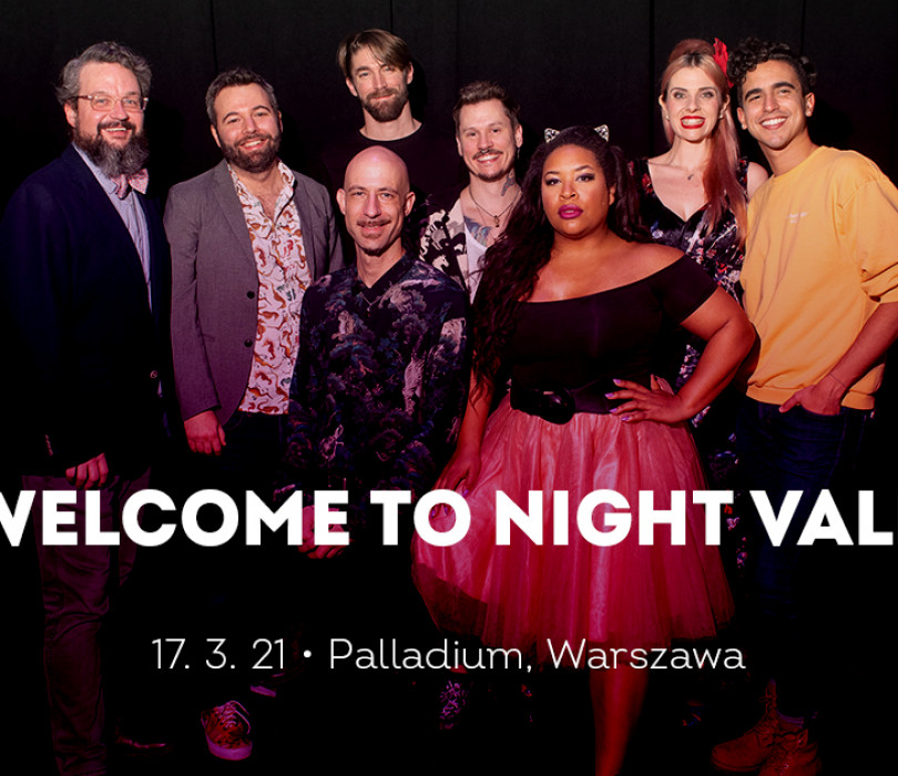 Welcome To Night Vale [ZMIANA DATY]