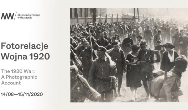 Fotorelacje. Wojna 1920