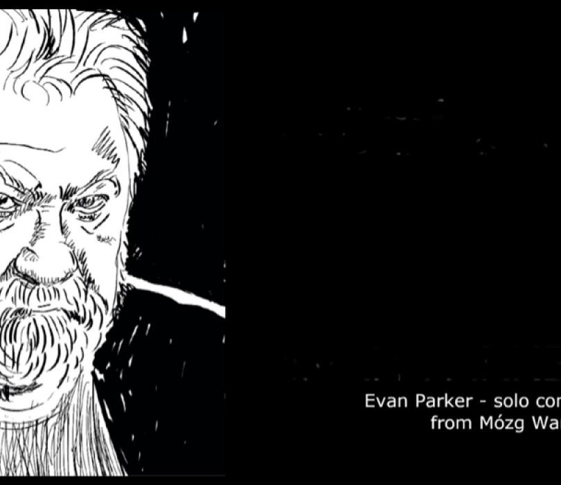 Evan Parker - online solo concert