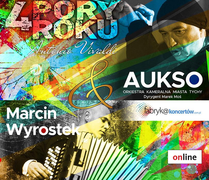 Marcin Wyrostek & AUKSO – online VOD
