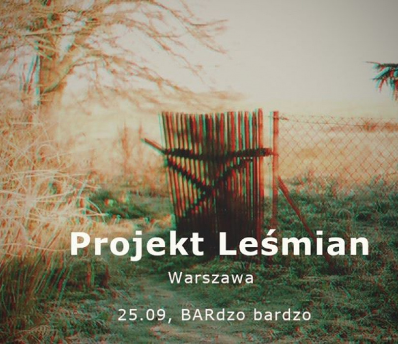Projekt Leśmian