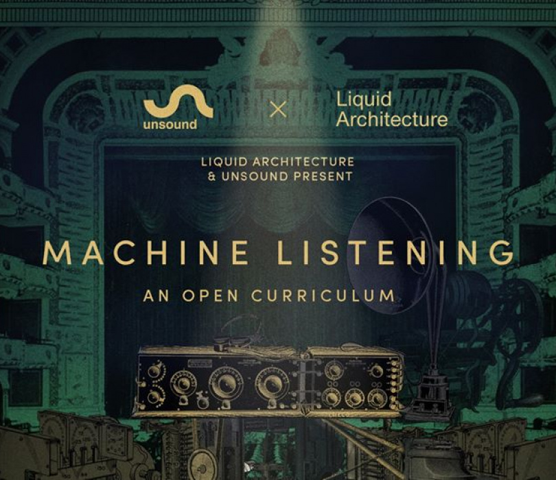 Unsound 2020 Intermission: Machine Listening