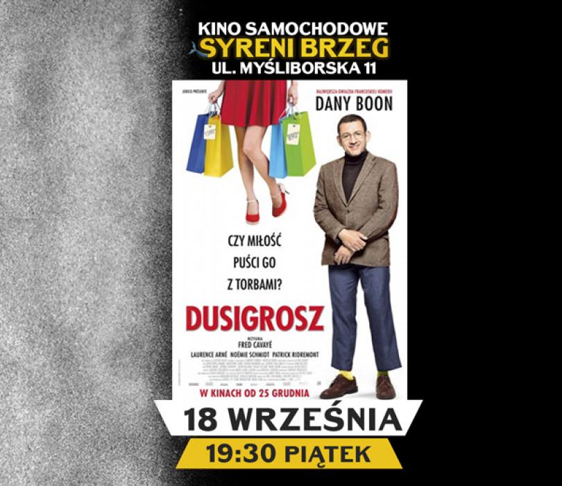 Dusigrosz - KINO SAMOCHODOWE SYRENI BRZEG