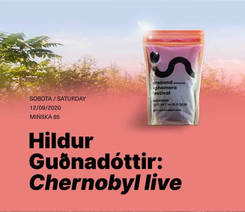 Hildur Guðnadóttir presents Chernobyl (feat. Chris Watson & Sam Slater) / 20:00