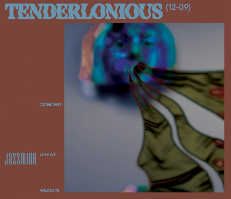 Tenderlonious band [SOLD OUT]