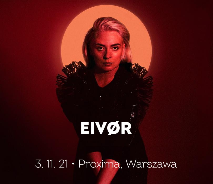 Eivør | Warszawa [ZMIANA DATY]